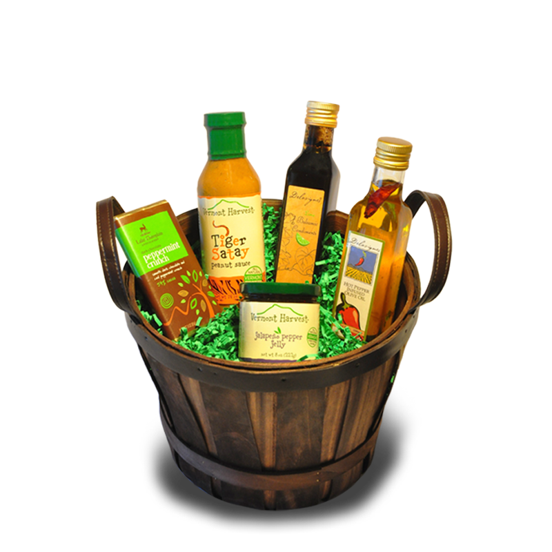 Send Gift Baskets From Vermont Harvest