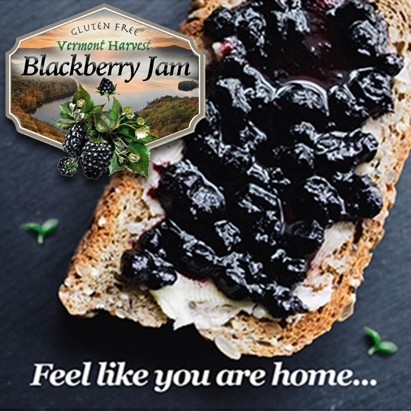 Homemade Blackberry Jam for Sale