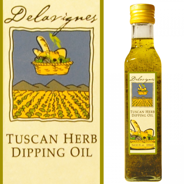 delavignes tuscan herb dipping oil oils 13 00