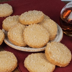 Burks Traditional Maple Shortbread