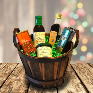 Guilt-Free Holiday Gift Baskets