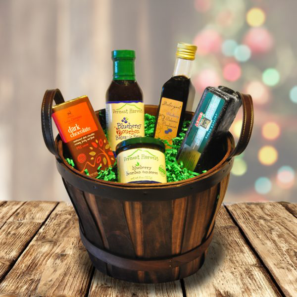 Free holiday gift baskets guilt free holiday gift baskets negle Images