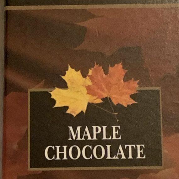 Maple Sweetened Chocolate